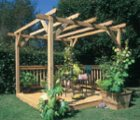 Deck and pergola kits.