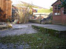 Copyright image: Garden design - before the garden makeover.