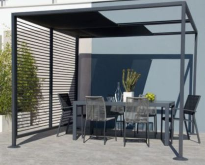 metal pergola kits. Black Bedroom Furniture Sets. Home Design Ideas