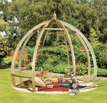 Cheap A Stone Patio Circle Is An Ideal Base For A Circular Pergola And  There Are Some Fabulous Circular Paving Kits Available In A Range Of Styles  With ...