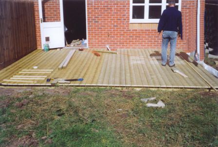 Garden Decking Designs Zampco