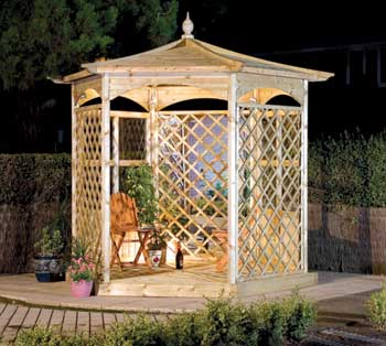 Manufactured Pergola Kits