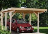 Single and double carports by Gudrun.