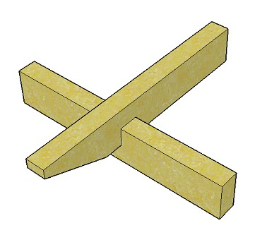 Copyright image: Raised rafter style