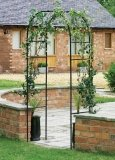 Botanico modular metal rose walk pergola or arch.